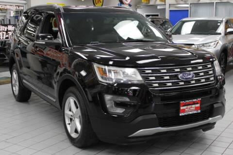 2017 Ford Explorer for sale at Windy City Motors in Chicago IL