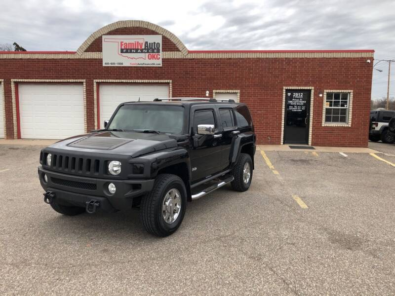 2008 HUMMER H3 for sale at Family Auto Finance OKC LLC in Oklahoma City OK
