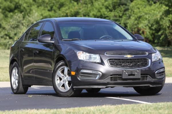 2016 Chevrolet Cruze Limited for sale at MGM Motors LLC in De Soto KS