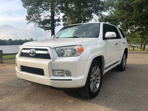 2011 Toyota 4Runner for sale at Monroe Auto's, LLC in Parsons TN