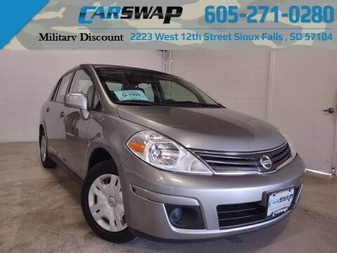2011 Nissan Versa for sale at CarSwap in Sioux Falls SD
