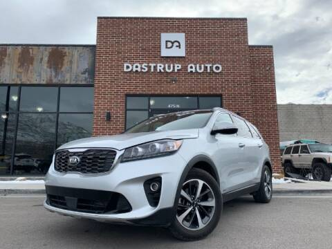 2019 Kia Sorento for sale at Dastrup Auto in Lindon UT
