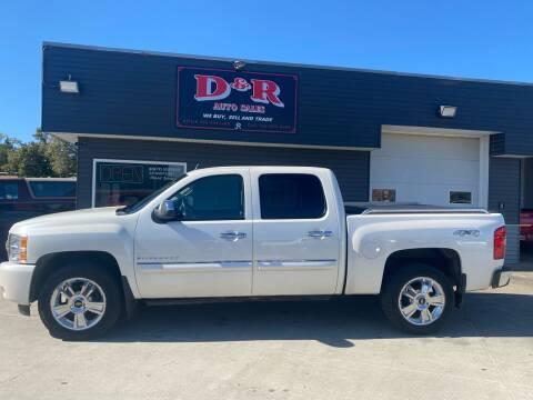 2012 Chevrolet Silverado 1500 for sale at D & R Auto Sales in South Sioux City NE