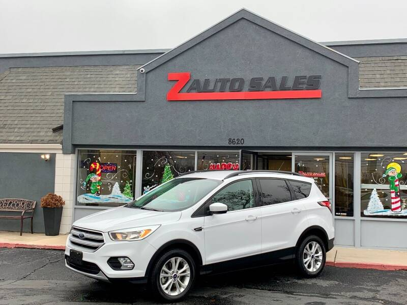 2018 Ford Escape for sale at Z Auto Sales in Boise ID