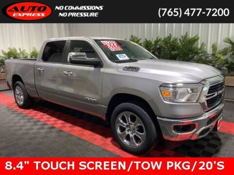 2019 RAM Ram Pickup 1500 for sale at Auto Express in Lafayette IN