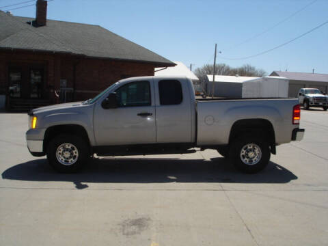 2009 GMC Sierra 2500HD for sale at Quality Auto Sales in Wayne NE