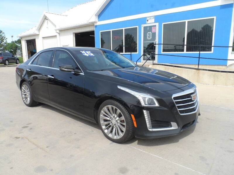 2015 Cadillac CTS for sale at America Auto Inc in South Sioux City NE