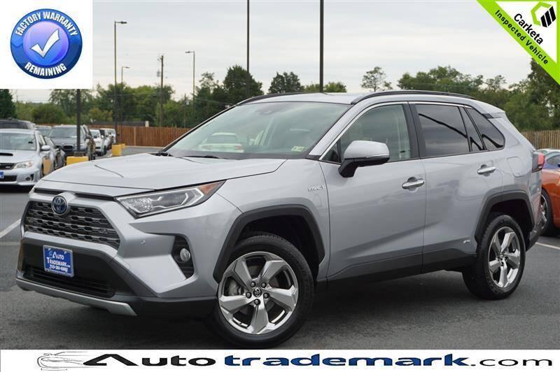 2019 Toyota RAV4 Hybrid for sale in Manassas, VA