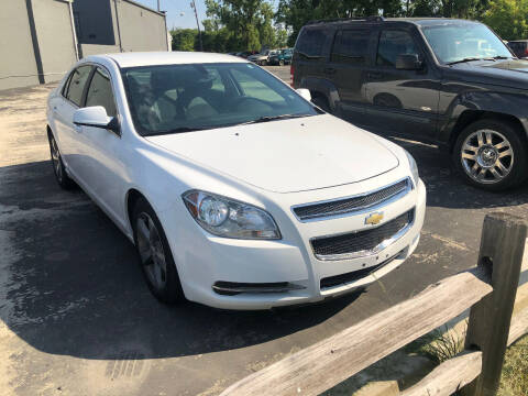 2011 Chevrolet Malibu for sale at D and D All American Financing in Warren MI
