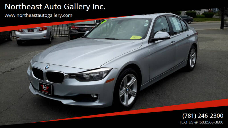 2015 BMW 3 Series for sale at Northeast Auto Gallery Inc. in Wakefield Ma MA