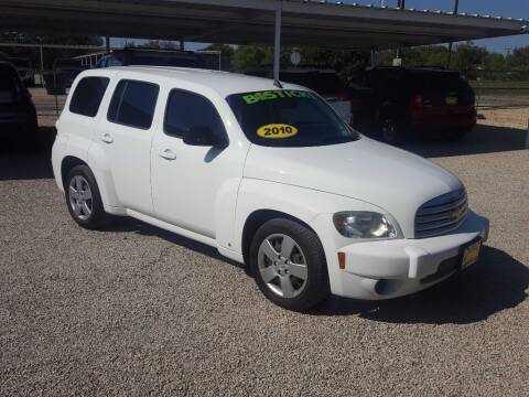 2010 Chevrolet HHR for sale at Bostick's Auto & Truck Sales in Brownwood TX
