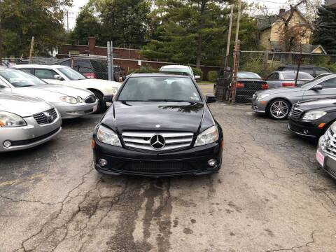 2010 Mercedes-Benz C-Class for sale at Six Brothers Auto Sales in Youngstown OH