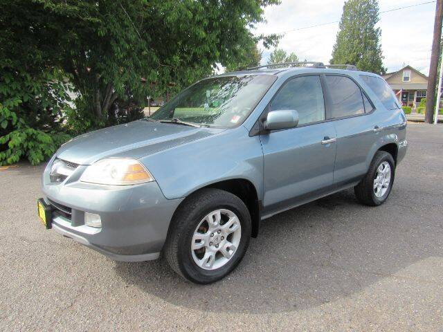 2005 Acura MDX for sale at Triple C Auto Brokers in Washougal WA