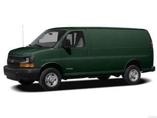 2012 Chevrolet Express Cargo for sale at West Motor Company in Preston ID
