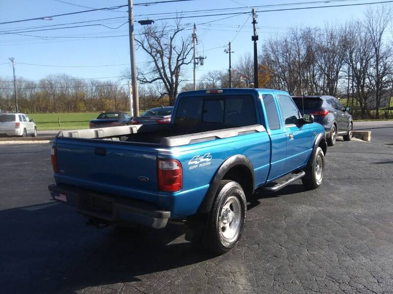2001 Ford Ranger 4dr SuperCab XLT 4WD Styleside SB - Hanover PA