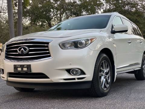 2015 Infiniti QX60 for sale at HIGH PERFORMANCE MOTORS in Hollywood FL