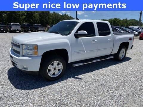 2011 Chevrolet Silverado 1500 for sale at Billy Ballew Motorsports in Dawsonville GA
