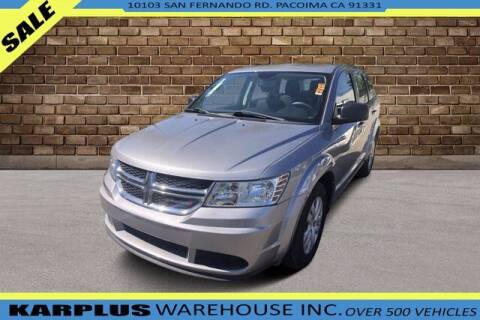 2015 Dodge Journey for sale at Karplus Warehouse in Pacoima CA