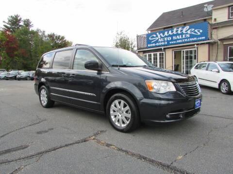 2013 Chrysler Town and Country for sale at Shuttles Auto Sales LLC in Hooksett NH
