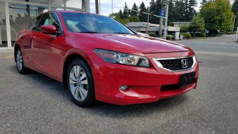 2009 Honda Accord for sale at Seattle Auto Deals in Everett WA