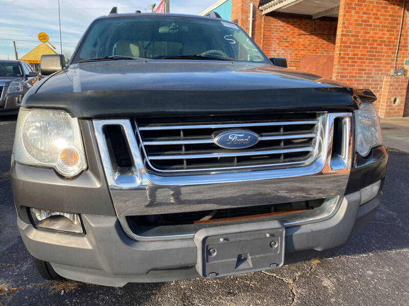 2007 Ford Explorer Sport Trac for sale at Aiden Motor Company in Portsmouth VA