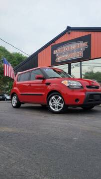 2011 Kia Soul for sale at Harborcreek Auto Gallery in Harborcreek PA