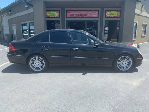2008 Mercedes-Benz E-Class for sale at Advantage Auto Sales in Garden City ID