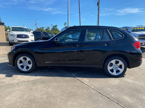 2015 BMW X1 for sale at Bobby Lafleur Auto Sales in Lake Charles LA