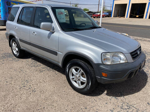 2000 Honda CR-V for sale at Gabes Auto Sales in Odessa TX
