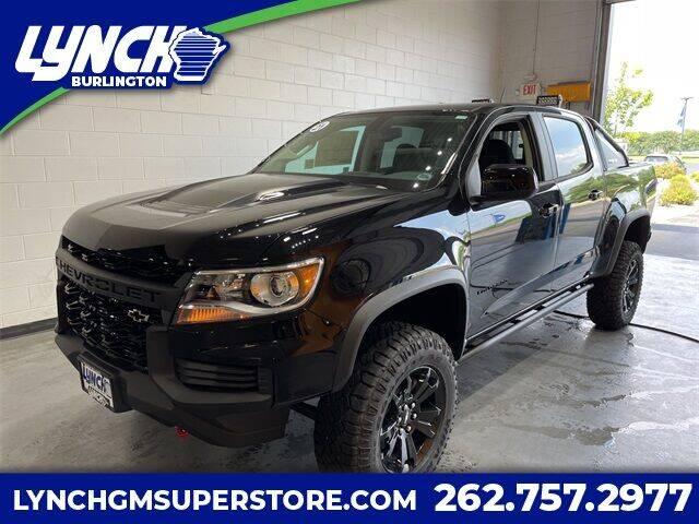2021 Chevrolet Colorado for sale in Burlington, WI