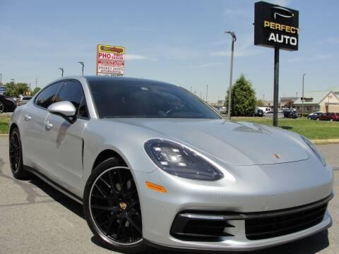 2018 Porsche Panamera for sale at Perfect Auto in Manassas VA