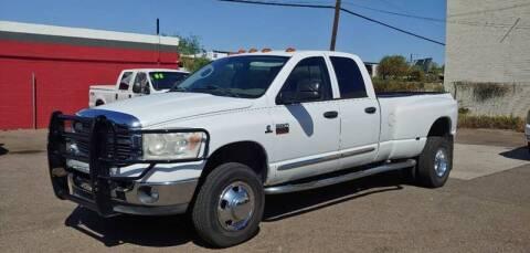 2008 Dodge Ram Pickup 3500 for sale at Advantage Motorsports Plus in Phoenix AZ