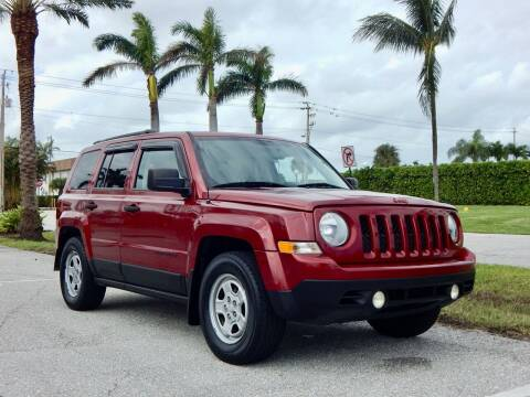 2012 Jeep Patriot for sale at VE Auto Gallery LLC in Lake Park FL