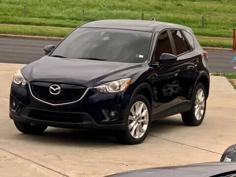 2015 Mazda CX-5 for sale at Auto Hunters in Houston TX