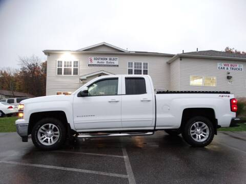2015 Chevrolet Silverado 1500 for sale at SOUTHERN SELECT AUTO SALES in Medina OH