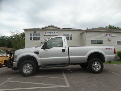 2010 Ford F-350 Super Duty for sale at SOUTHERN SELECT AUTO SALES in Medina OH
