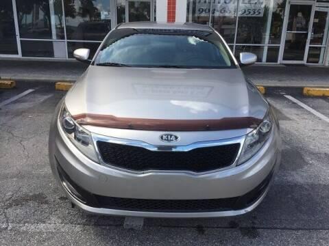 2012 Kia Optima for sale at Atlas Autoplex in Jacksonville FL