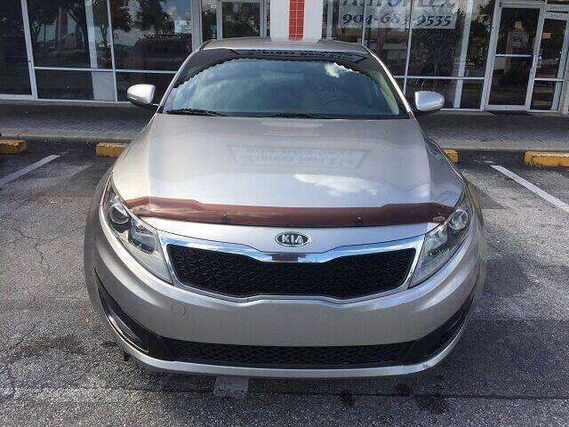 2012 Kia Optima for sale at Atlas Autoplex in Jacksonville FL