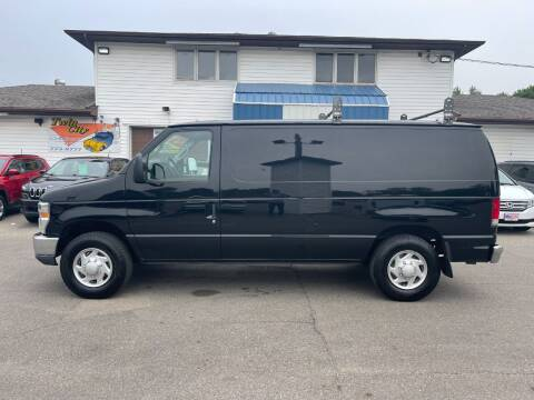 2014 Ford E-Series Cargo for sale at Twin City Motors in Grand Forks ND