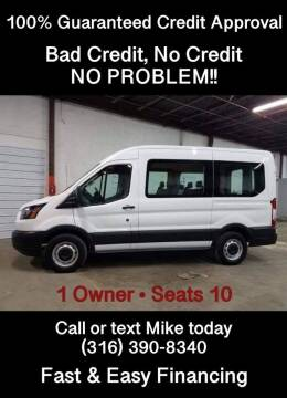 2019 Ford Transit Passenger for sale at Affordable Mobility Solutions, LLC - Standard Vehicles in Wichita KS