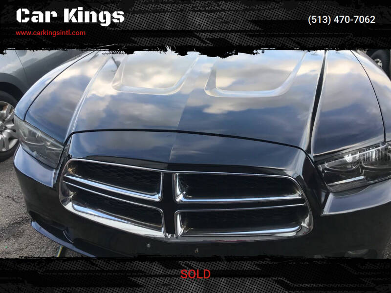 2013 Dodge Charger for sale at Car Kings in Cincinnati OH
