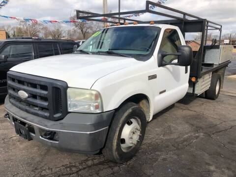 2007 Ford F-350 Super Duty for sale at TOP YIN MOTORS in Mount Prospect IL