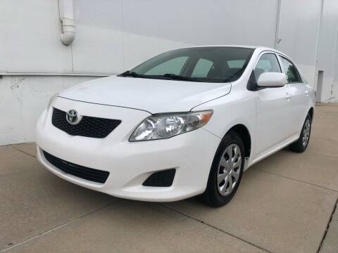 2010 Toyota Corolla for sale at WALDO MOTORS in Kansas City MO