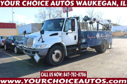 2010 International DuraStar 4300 for sale at Your Choice Autos - Waukegan in Waukegan IL
