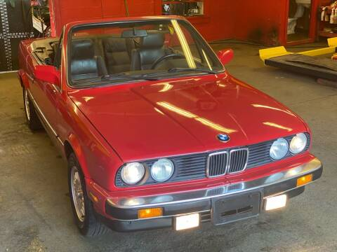 1988 BMW 3 Series for sale at Milford Automall Sales and Service in Bellingham MA