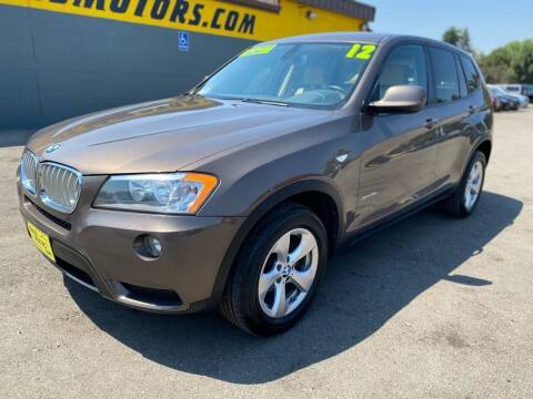 2012 BMW X3 for sale at M.A.S.S. Motors - MASS MOTORS in Boise ID