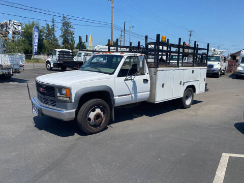 1998 Chevrolet Silverado 3500HD for sale at Dorn Brothers Truck and Auto Sales in Salem OR