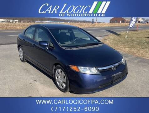 2007 Honda Civic for sale at Car Logic in Wrightsville PA