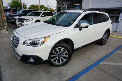 2015 Subaru Outback for sale at Industry Motors in Sacramento CA