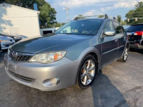 2009 Subaru Impreza for sale at SOUTH SHORE AUTO GALLERY, INC. in Abington MA